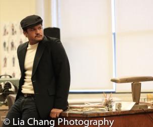 Brandon Dirden. Photo by Lia Chang