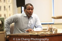 John Douglas Thompson. Photo by Lia Chang