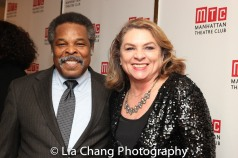 Ray Anthony Thomas and Constanza Romero. Photo by Lia Chang