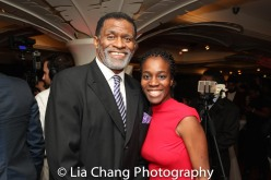 Jerome Preston Bates and Awoye Timpo. Photo by Lia Chang