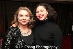 Constanza Romero and her daughter Azula Carmen Wilson. Photo by Lia Chang