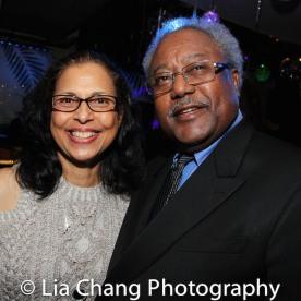 Deborah and Willie Dirden. Photo by Lia Chang