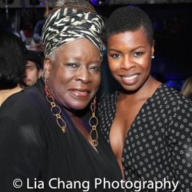 Ebony Jo-Ann and Roslyn Ruff. Photo by Lia Chang