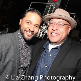 Jason Dirden and Keith Randolph Smith. Photo by Lia Chang