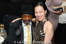 Anthony Chisholm and Lia Chang