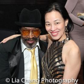 Anthony Chisholm and Lia Chang