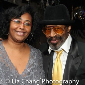 Kimberly C. Ellis and Anthony Chisholm. Photo by Lia Chang