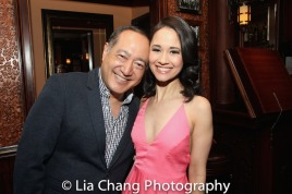 Alan Muraoka and Ali Ewoldt. Photo by Lia Chang