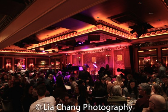 A sold-out house for Ali Ewoldt at Feinstein's/54 Below. Photo by Lia Chang
