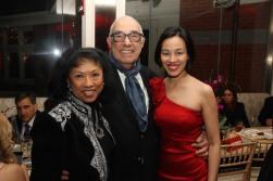 Baayork Lee, Bob Avian and Lia Chang. Photo by Christopher Vo