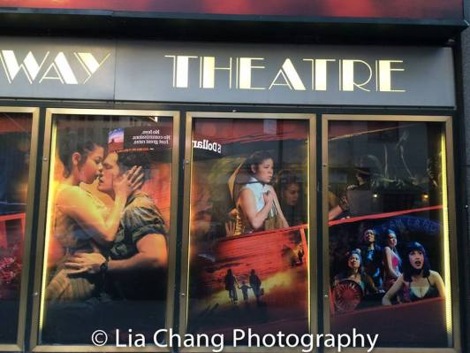 Broadway Theatre. photo by Lia Chang