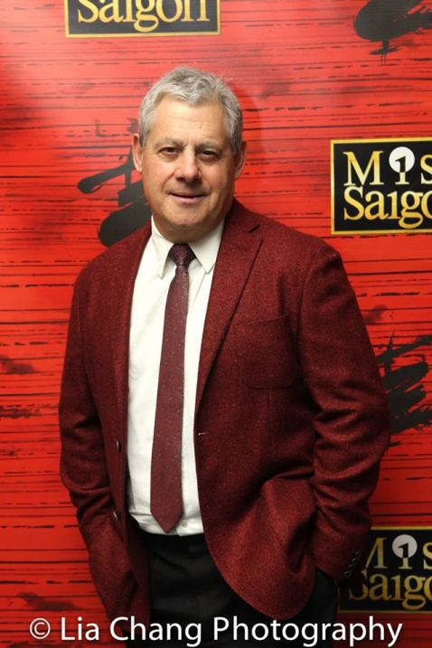 Cameron Mackintosh. Photo by Lia Chang