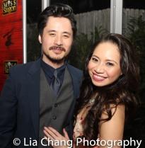 Dewey Wynn and Carol Angeli Wynn. Photo by Lia Chang
