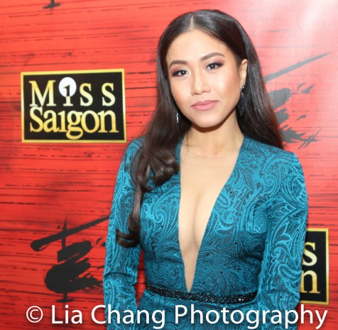 Rachelle Ann Go. Photo by Lia Chang