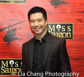 Reggie Lee. Photo by Lia Chang