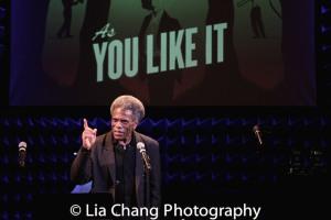 André De Shields. Photo by Lia Chang