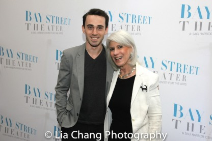 Ari Brand and Jamie deRoy. Photo by Lia Chang