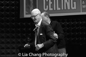 Jules Feiffer. Photo by Lia Chang