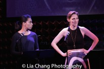 Kelly McCreary and Julia Motyka. Photo by Lia Chang