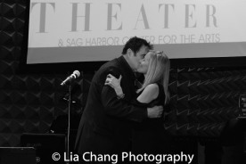 Richard Kind and Tracy Mitchell. Photo by Lia Chang