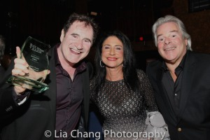 Richard Kind and guests. Photo by Lia Chang