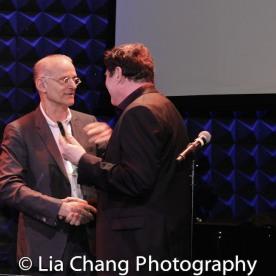 Robert M. Rubin and Richard Kind. Photo by Lia Chang