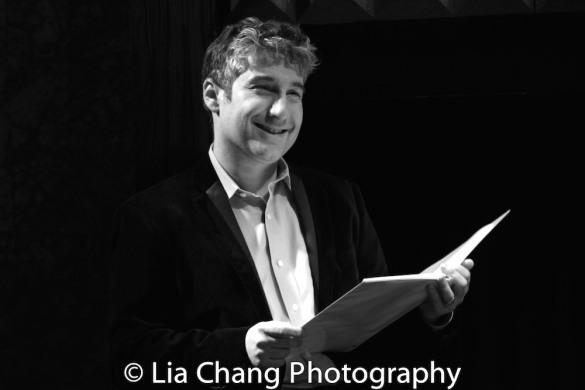 Scott Schwartz. Photo by Lia Chang