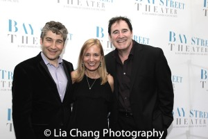 Scott Schwartz, Tracy Mitchell and Richard Kind. Photo by Lia Chang