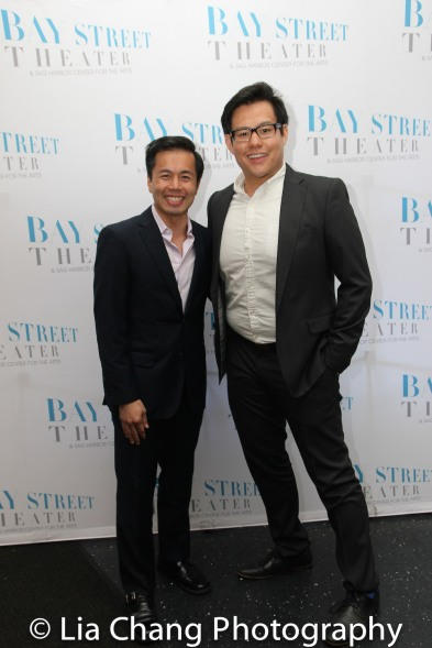 Steven Eng and Kelvin Moon Loh. Photo by Lia Chang
