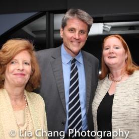 Thomas Nagorski and guests. Photo by Lia Chang