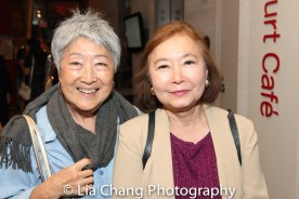 Aiyoung Choi and Rose Eng Photo by Lia Chang