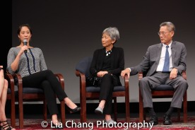 Chanterelle Sung, Hwei Lin Sung and Thomas Sung. Photo by Lia Chang