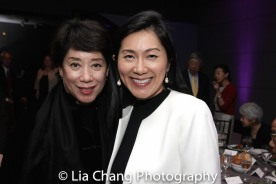 Doris Magsayay Ho and Agnes Hsu Tang Photo by Lia Chang-133