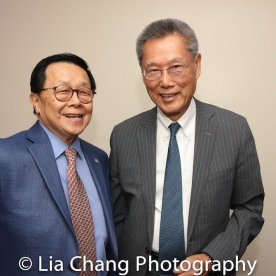Henry Tang and Thomas Sung. Photo by Lia Chang