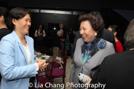 Jill Sung and Shirley Young Photo by Lia Chang