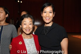 Lulu Wang and Vera Sung Photo by Lia Chang