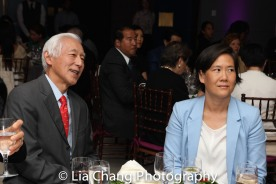 Oscar Tang and Jill Sung. Photo by Lia Chang
