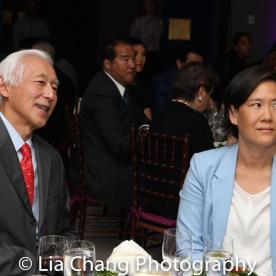 Oscar Tang and Jill Sung. Photo by Lia Chang