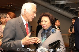 Oscar Tang and Shirley Young Photo by Lia Chang