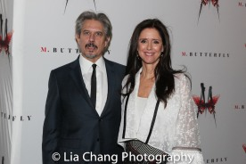 Elliot Goldenthal and Julie Taymor. Photo by Lia Chang