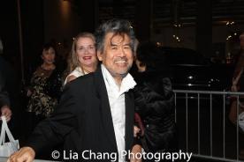 Kathryn Layng and David Henry Hwang. Photo by Lia Chang