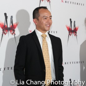 Choreographer Ma Cong. Photo by Lia Chang