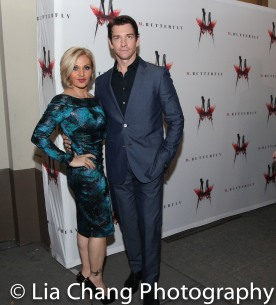 Orfeh and Andy Karl. Photo by Lia Chang