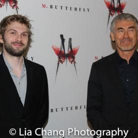 Sam Gilroy and Tony Gilroy. Photo by Lia Chang