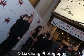 Sarah Treem and David Henry Hwang. Photo by Lia Chang