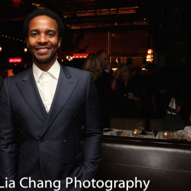 Andre Holland. Photo by Lia Chang