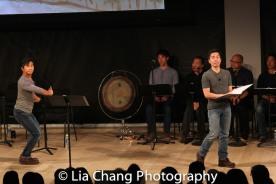 Eric Bondoc, Steven Eng, Ben Bartels, David Eng, Viet Vo and Eric Elizaga. Photo by Lia Chang