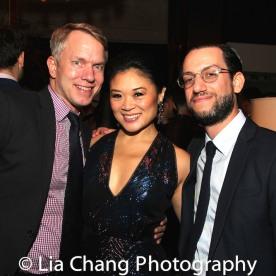 Jamie Harris, Kristen Faith Oei and Justin Busch. Photo by Lia Chang
