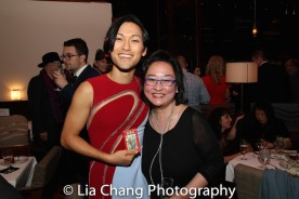 Jin Ha and Joanna C. Lee. Photo by Lia Chang