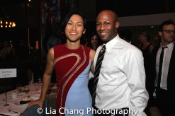 Jin Ha and Manny Brown. Photo by Lia Chan